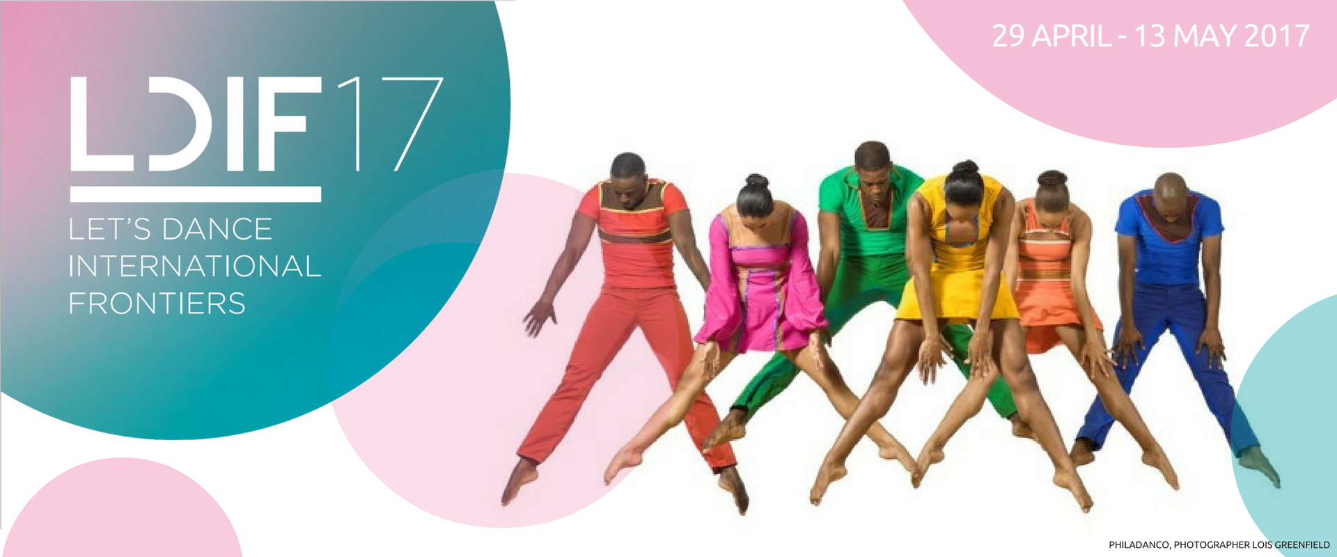 Let's Dance International Frontiers 2017 — Page Banner