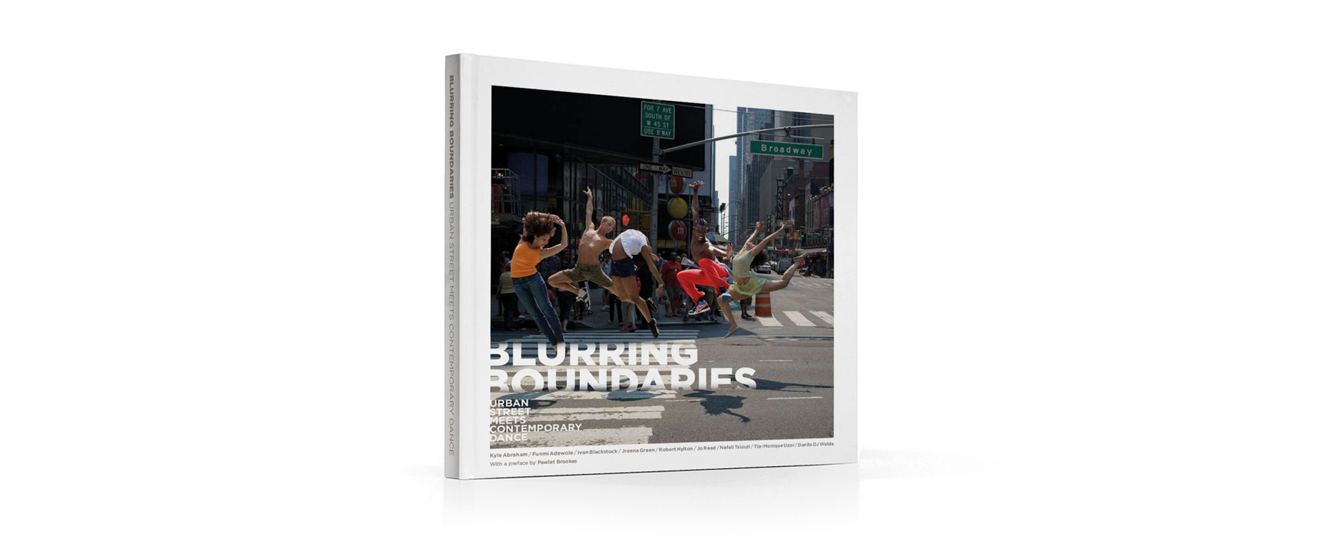 Blurring Boundaries: Urban Street Meets Contemporary Dance — Page Banner