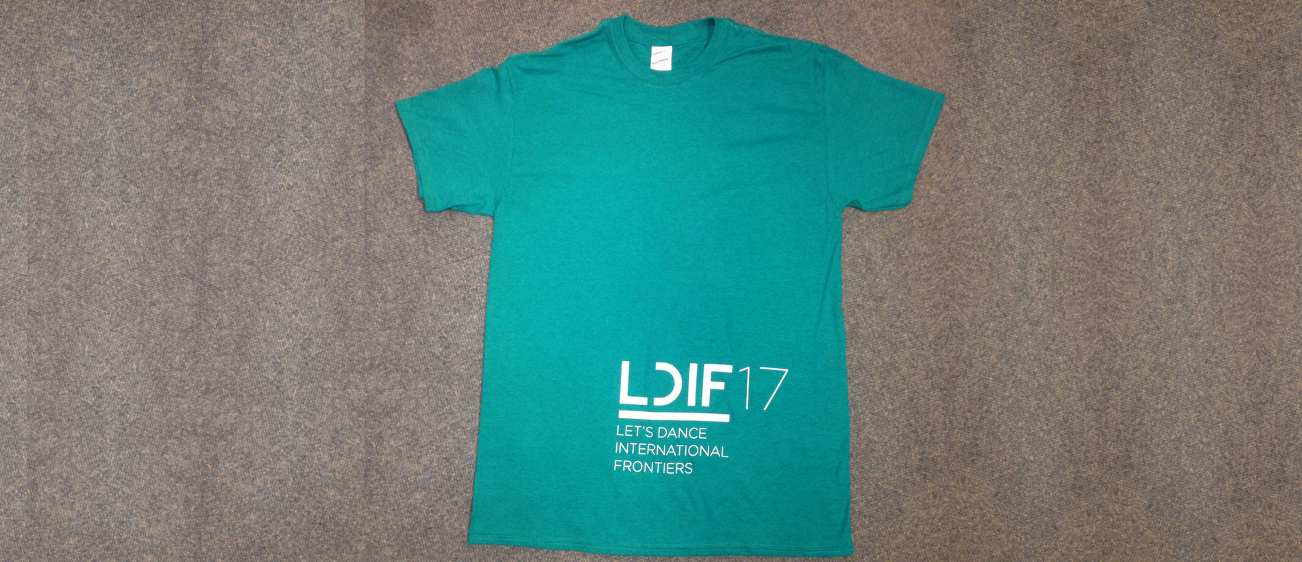 LDIF17 T-SHIRT — Page Banner