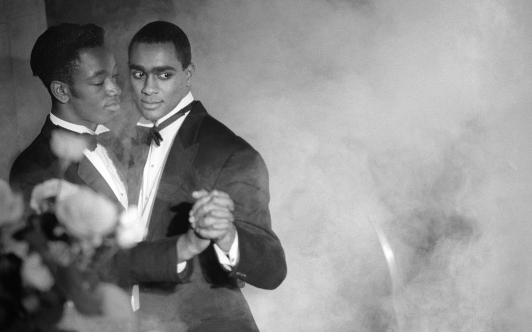 Looking for Langston and Darker Side of Black Double Bill — Page Banner