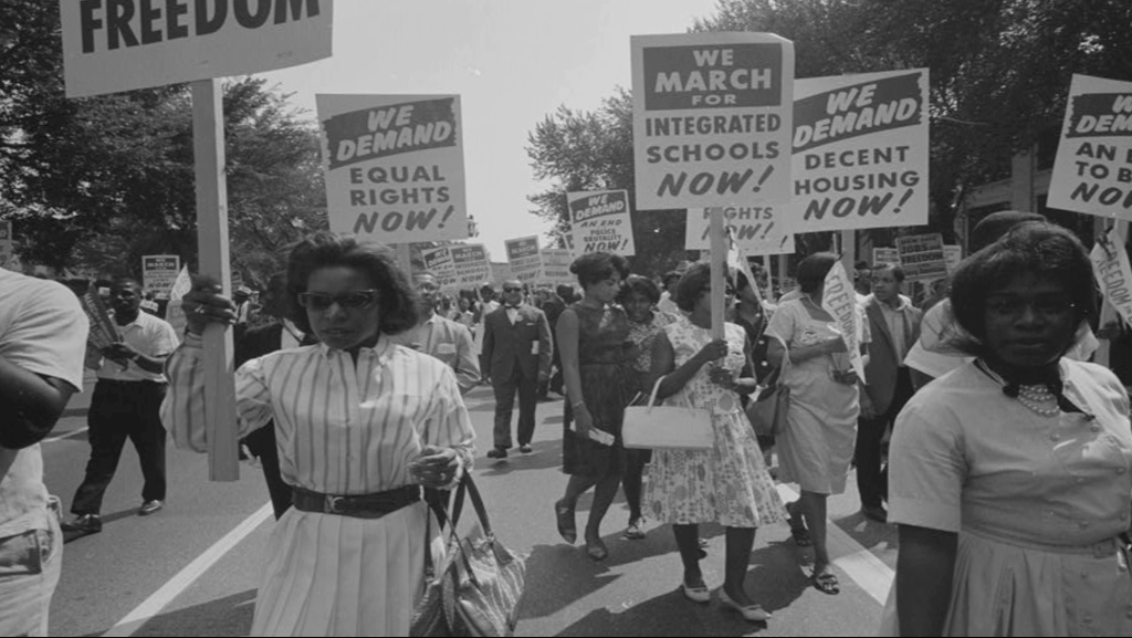 Reflections Unheard: Black Women in Civil Rights — Page Banner