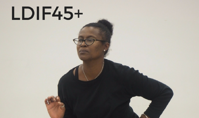 LDIF45+ Movement and Dance Classes — Page Banner
