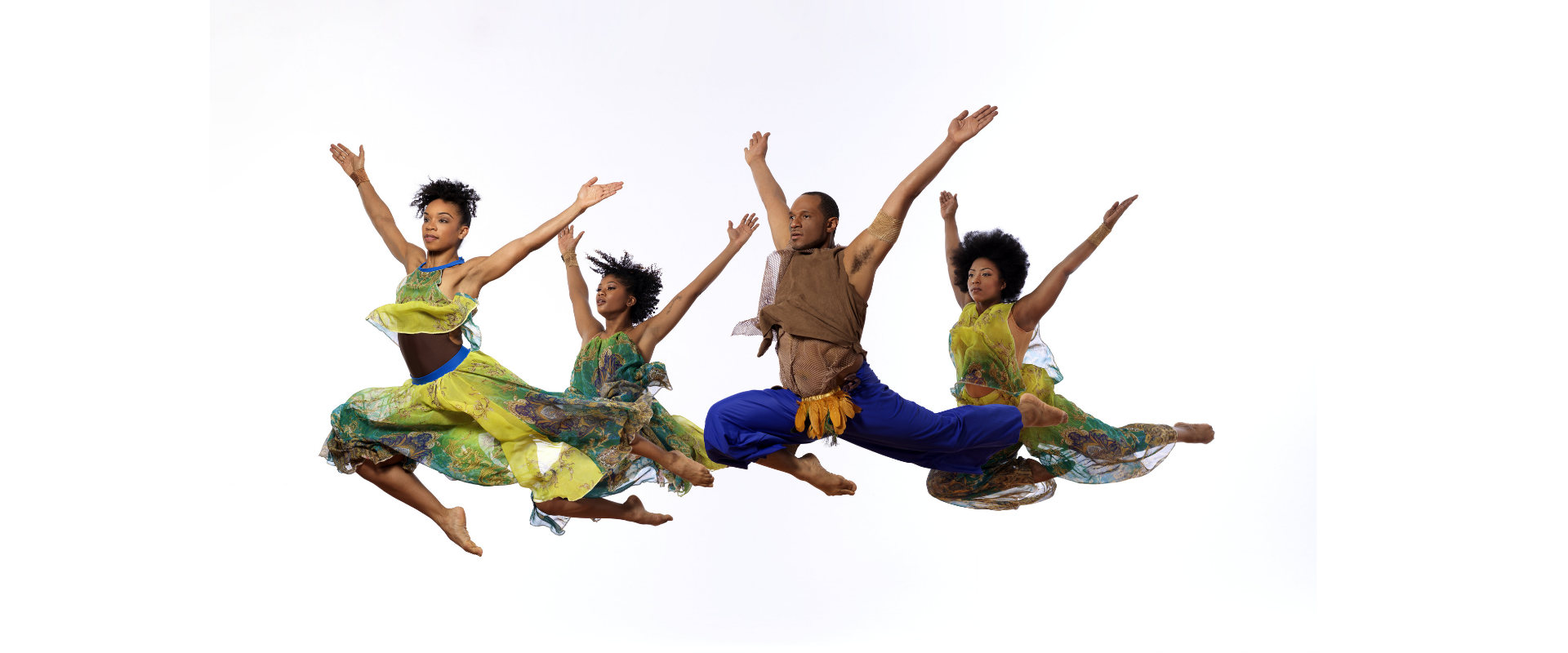 Masterclass with Ronald K.Brown/ Evidence: A Dance Company — Page Banner
