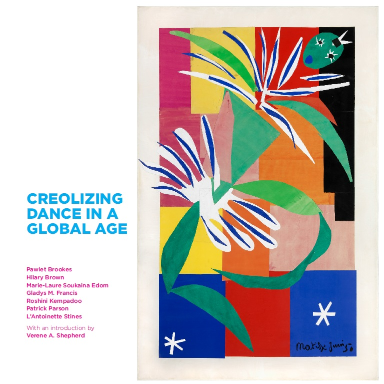 Creolizing Dance in a Global Age — Page Banner