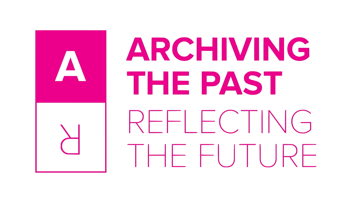 Archiving the Past, Reflecting the Future — Page Banner