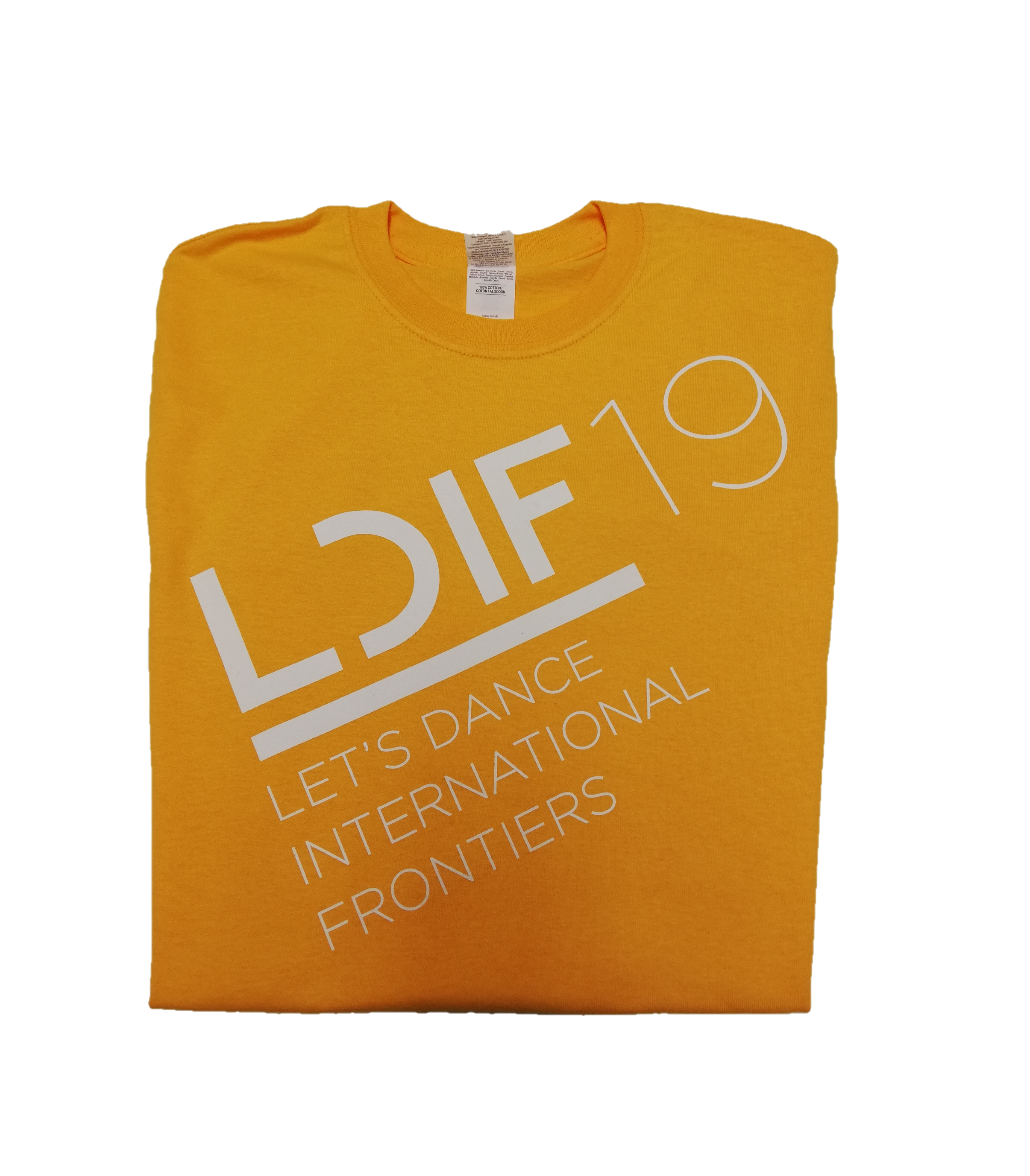 LDIF19 T-Shirt — Page Banner
