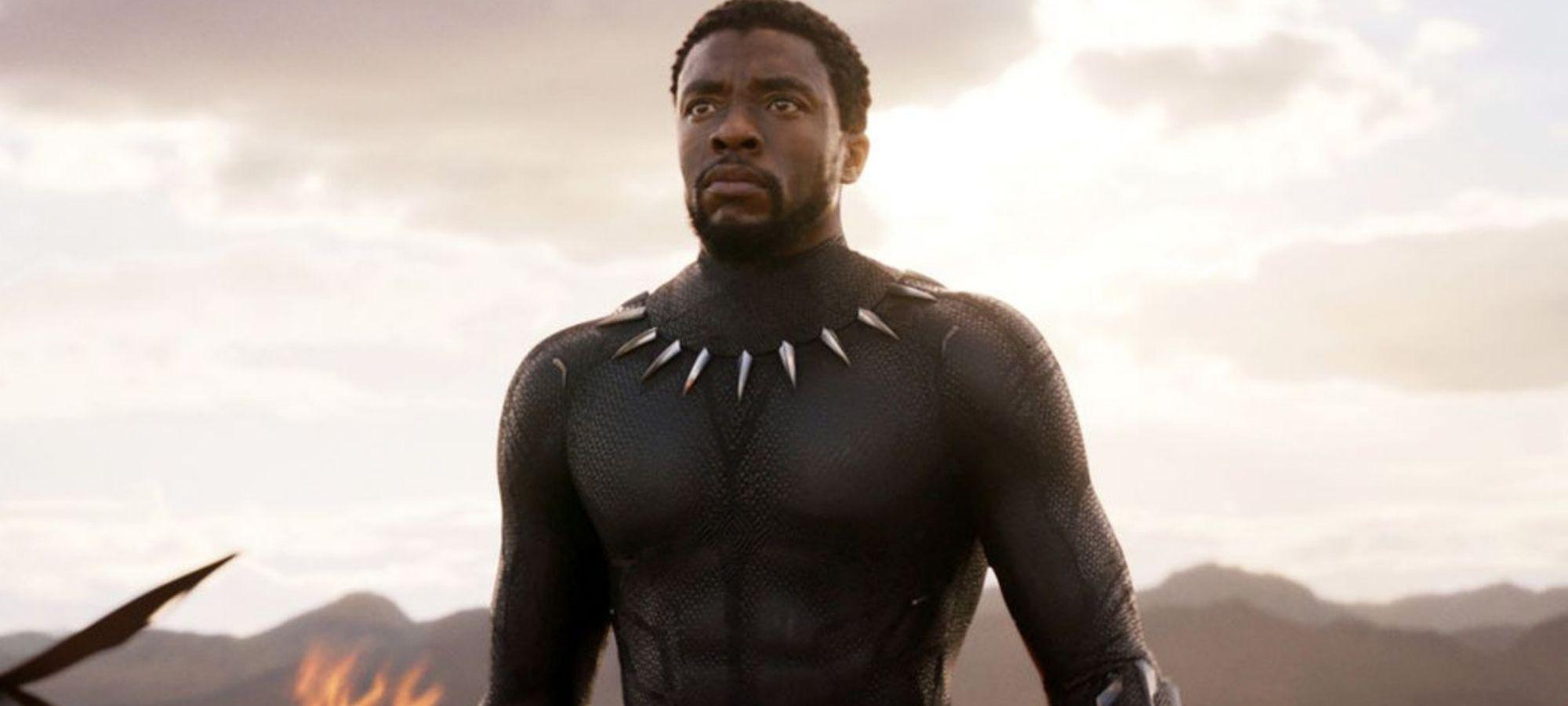 Marvel's Black Panther — Page Banner