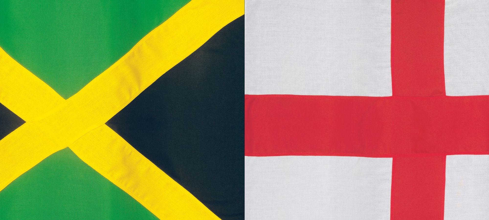 Wahala Comedy Clash: Jamaica vs England 2019 — Page Banner