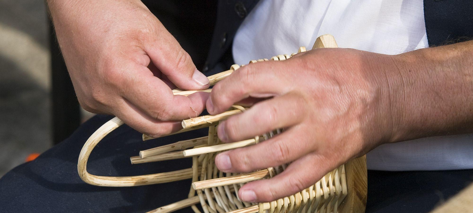 African Basket Making Workshops — Page Banner