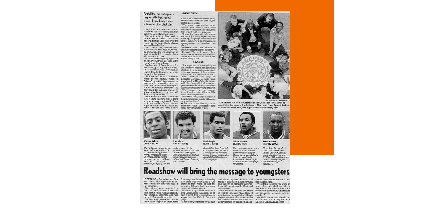 2000s — Page Banner