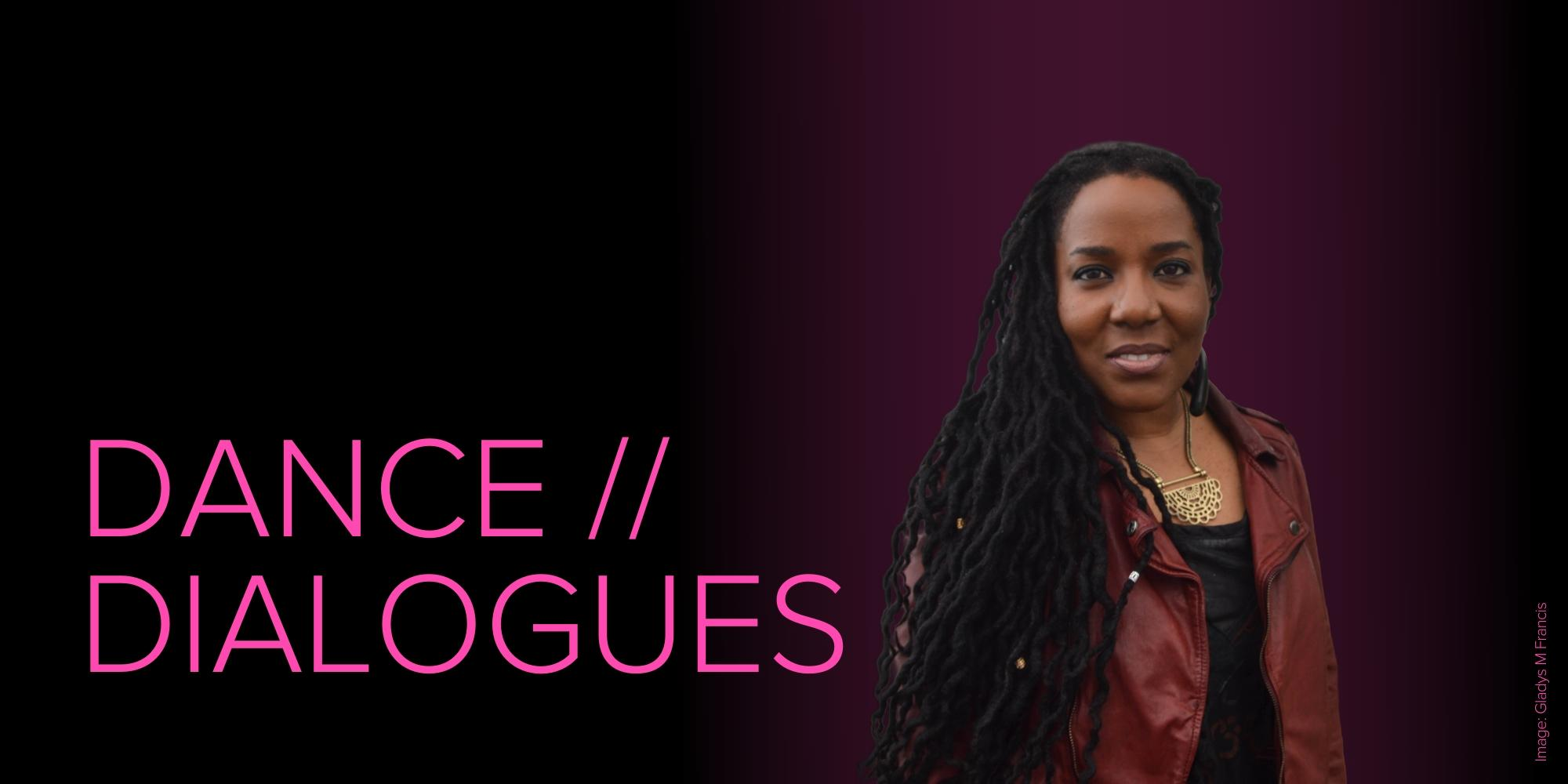 Dance Dialogues: Gladys M Francis — Page Banner