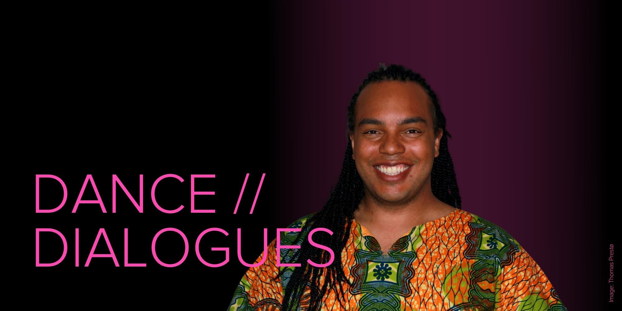 Dance Dialogues: Thomas Prestø — Page Banner
